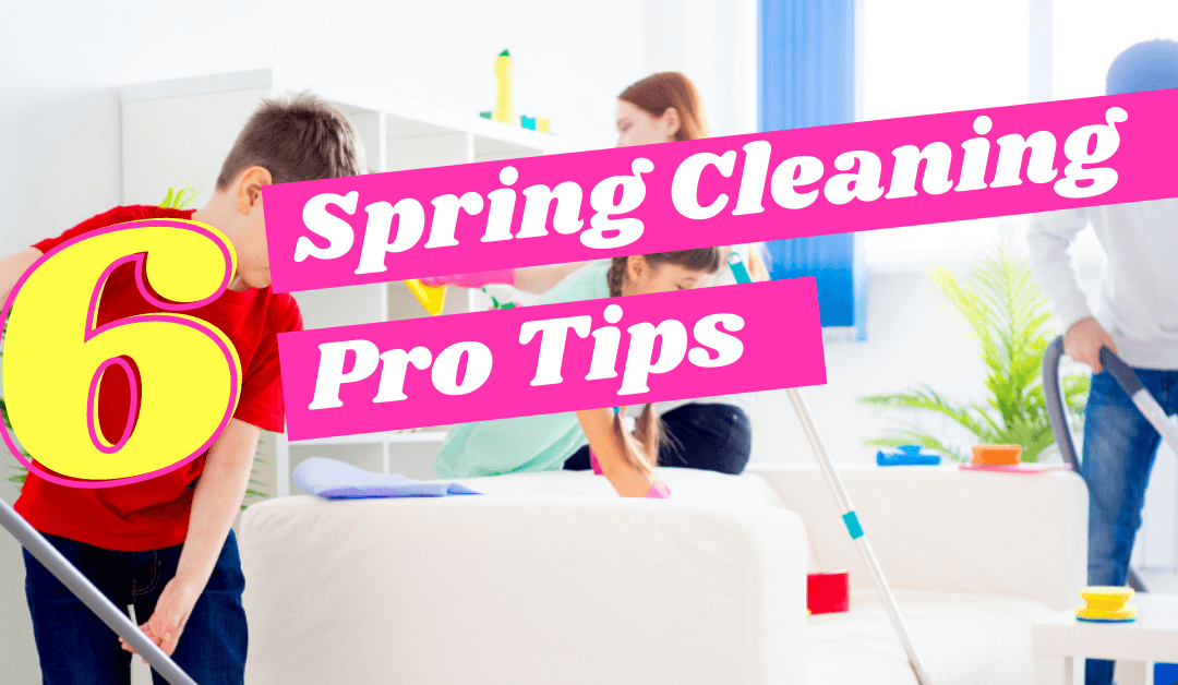 Professional Spring Cleaning Secrets Revealed